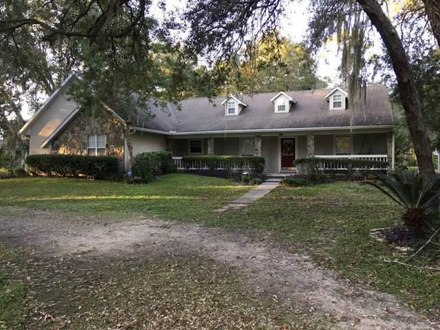 9851 110th, Chiefland, FL 32626 (MLS #778920) :: Pristine Properties