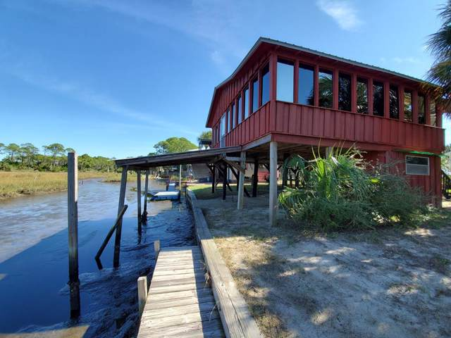 112 2nd Ave, Horseshoe Beach, FL 32648 (MLS #778942) :: Pristine Properties