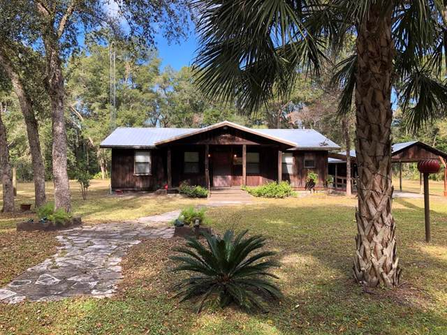 135 NE 306th Ave., Old Town, FL 32680 (MLS #779336) :: Pristine Properties