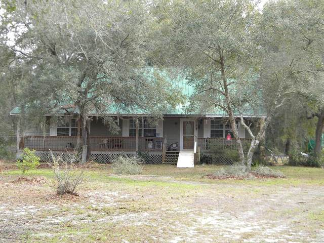 470 NE 424 AVE, Old Town, FL 32680 (MLS #779470) :: Compass Realty of North Florida