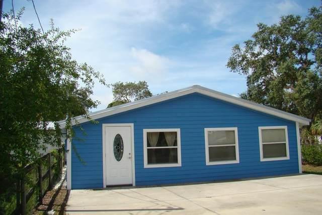 40 E 1st Ave, Horseshoe Beach, FL 32648 (MLS #779529) :: Bridge City Real Estate Co.