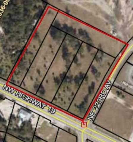 15579 Us Highway 19 NW, Cross City, FL 32628 (MLS #779597) :: Bridge City Real Estate Co.