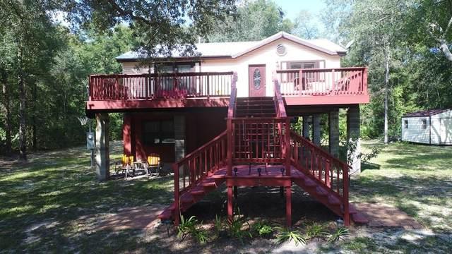 151 NE 838 St., Old Town, FL 32680 (MLS #779622) :: Pristine Properties