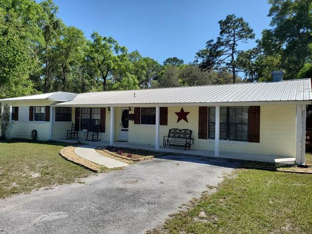 620 NE 214TH AVE, Cross City, FL 32628 (MLS #779762) :: Pristine Properties