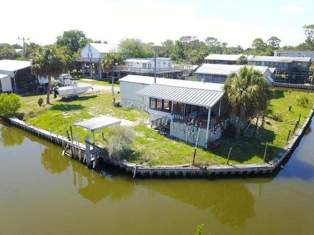 114 E 9th Ave East, Horseshoe Beach, FL 32648 (MLS #780075) :: Compass Realty of North Florida