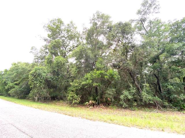 Lot 5 117 Ave NW, Chiefland, FL 32626 (MLS #780215) :: Compass Realty of North Florida