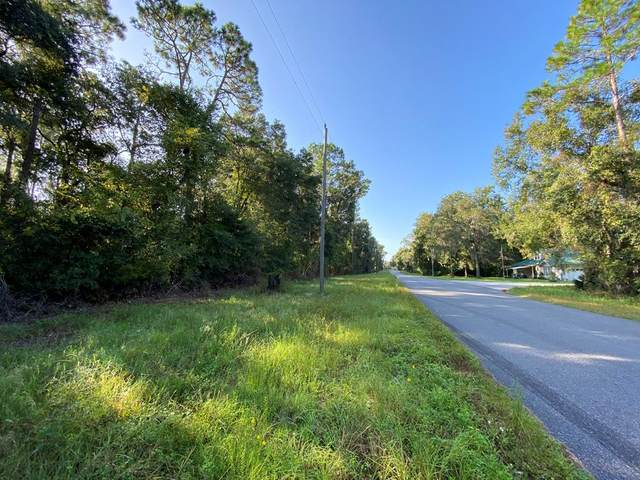 Lot 1 92nd Ct NW, Chiefland, FL 32626 (MLS #780530) :: Hatcher Realty Services Inc.
