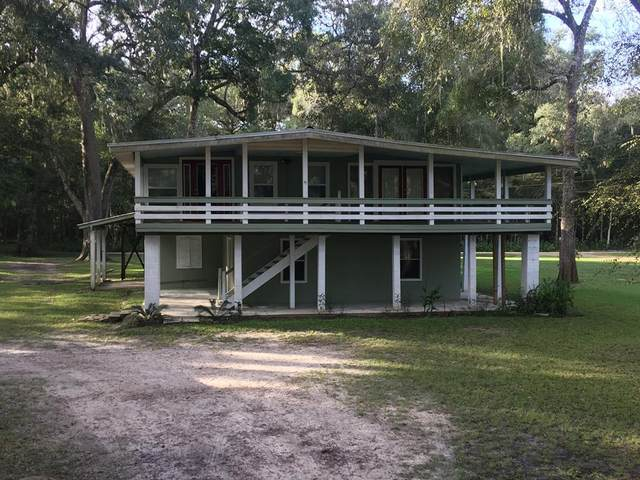 7850 SW 25th Place, Bell, FL 32619 (MLS #780788) :: Compass Realty of North Florida