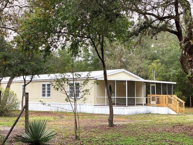 109 Ocala Dr., Georgetown, FL 32139 (MLS #780790) :: Compass Realty of North Florida