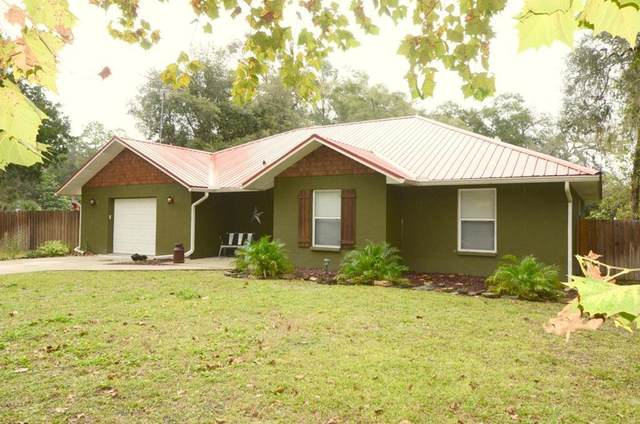 9551 NW 75th Ave, Chiefland, FL 32626 (MLS #780932) :: Better Homes & Gardens Real Estate Thomas Group