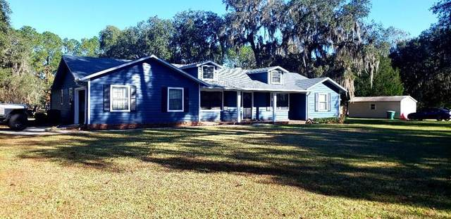 1216 SW 2nd Ave, Chiefland, FL 32626 (MLS #781042) :: Compass Realty of North Florida