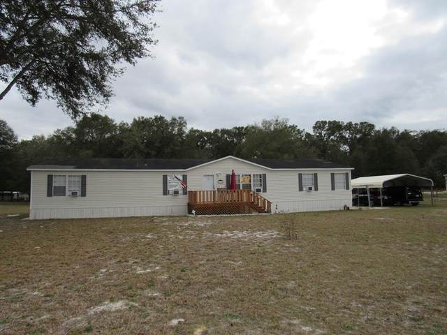 7670 NW 146th St, Trenton, FL 32693 (MLS #781133) :: Compass Realty of North Florida