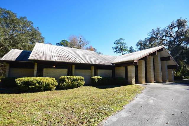 1426 NE Hwy 351, Cross City, FL 32628 (MLS #781149) :: Hatcher Realty Services Inc.