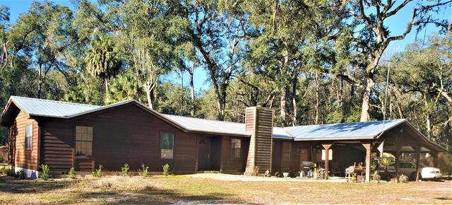 238 NE 293rd Ave, Old Town, FL 32680 (MLS #781192) :: Hatcher Realty Services Inc.