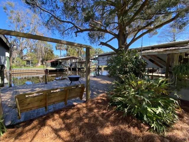 34 SE 241st St, Suwannee, FL 32692 (MLS #781557) :: Compass Realty of North Florida