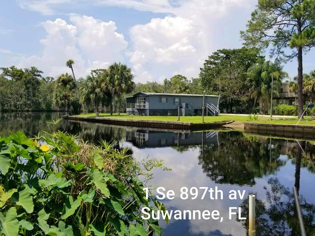 1 SE 897th Ave, Suwannee, FL 32692 (MLS #781589) :: Compass Realty of North Florida