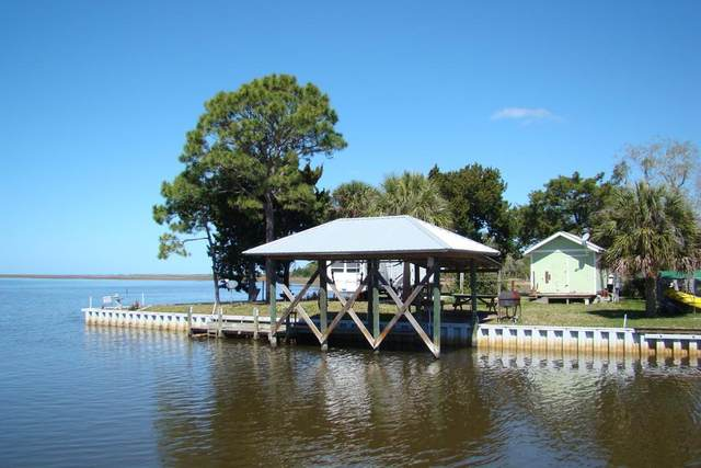 197 Second St W, Horseshoe Beach, FL 32648 (MLS #781590) :: Compass Realty of North Florida