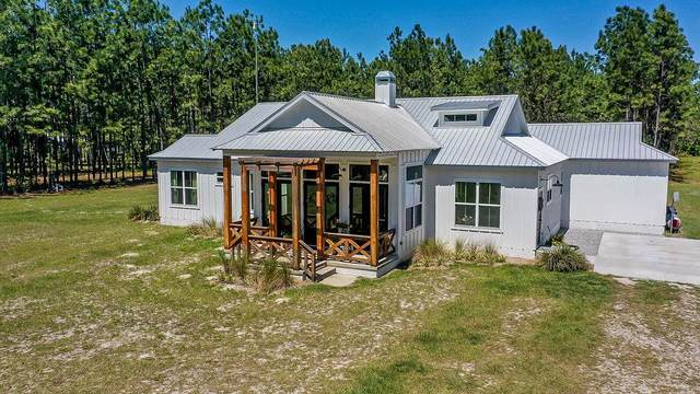 5851 NW 67th Pl, Chiefland, FL 32626 (MLS #781695) :: Compass Realty of North Florida
