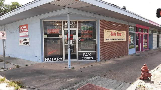 16422 SE Hwy 19, Cross City, FL 32628 (MLS #781886) :: Hatcher Realty Services Inc.