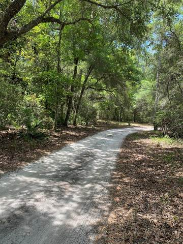 TBD 102nd Pl, Chiefland, FL 32626 (MLS #781996) :: Hatcher Realty Services Inc.
