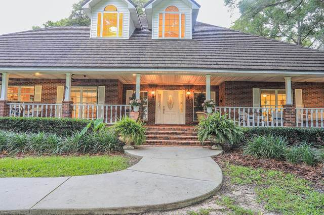 21316 NW 210th Ave, High Springs, FL 32643 (MLS #782265) :: Hatcher Realty Services Inc.