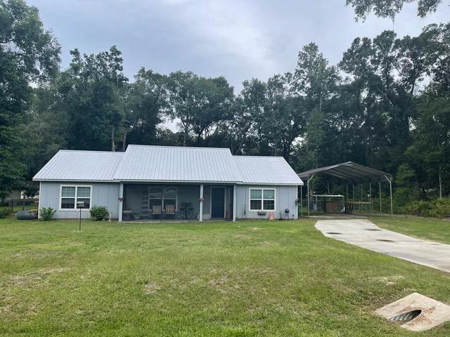 8212 NW 174th Pl, Fanning Springs, FL 32693 (MLS #782526) :: Hatcher Realty Services Inc.