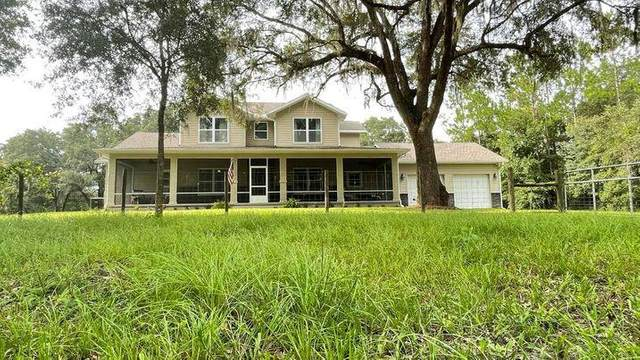 2531 NE 126th Pl, Chiefland, FL 32626 (MLS #782595) :: Compass Realty of North Florida