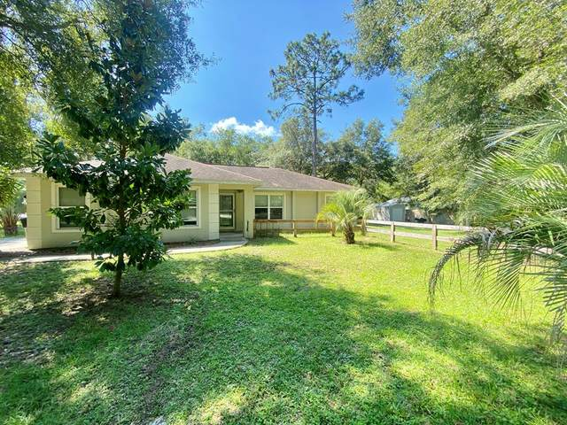588 Standridge St, Bronson, FL 32621 (MLS #782748) :: Pristine Properties