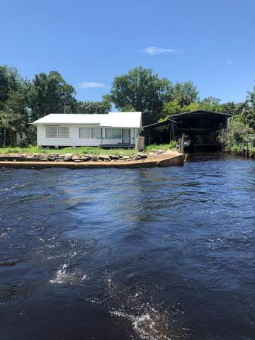 104 SE 916th, Suwannee, FL 32692 (MLS #780077) :: Bridge City Real Estate Co.
