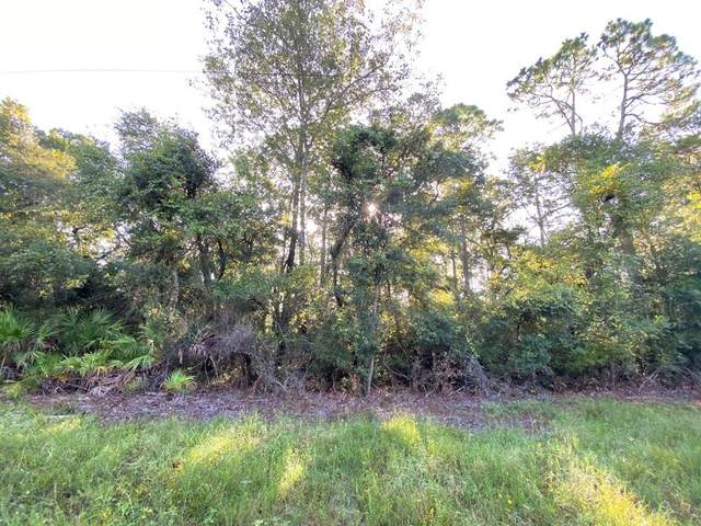 Lot 1 92nd Ct NW, Chiefland, FL 32626 (MLS #780530) :: Compass Realty of North Florida