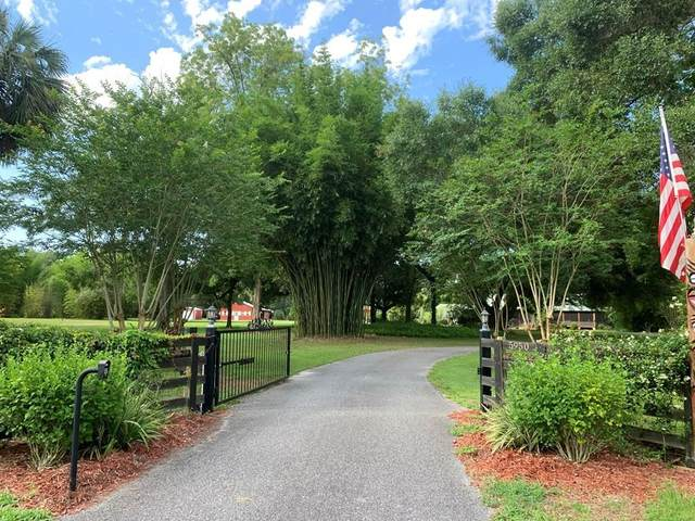5950 NW 81st Ave, Chiefland, FL 32626 (MLS #781471) :: Compass Realty of North Florida