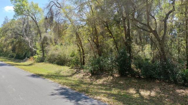 LOT 77 45th Ter NW, Chiefland, FL 32626 (MLS #781909) :: Compass Realty of North Florida
