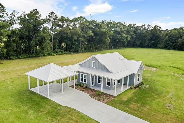 6130 SW 83rd Place, Trenton, FL 32693 (MLS #780301) :: Compass Realty of North Florida