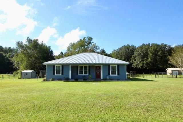 2830 NW 174th Street, Trenton, FL 32693 (MLS #780596) :: Compass Realty of North Florida