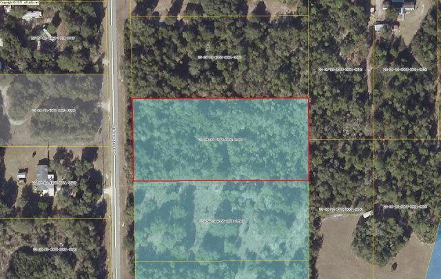 680th St NE, Old Town, FL 32680 (MLS #770106) :: Pristine Properties