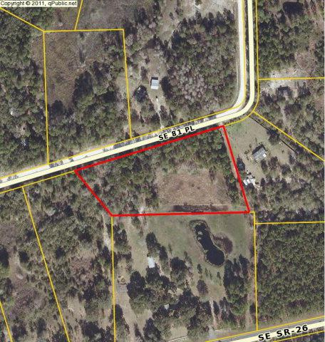 Lot 37 81st Pl SE, Trenton, FL 32693 (MLS #771050) :: Compass Realty of North Florida