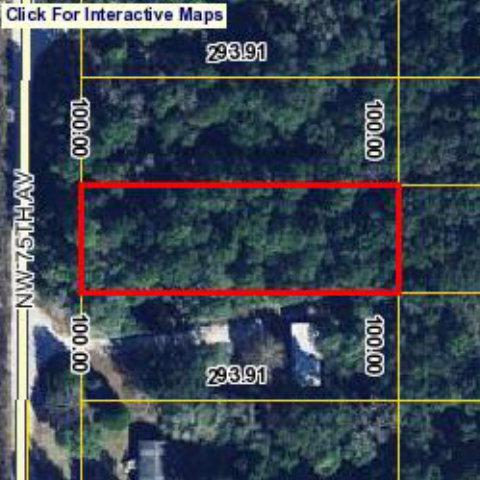 00 75th Ave NW, Fanning Springs, FL 32693 (MLS #771197) :: Pristine Properties