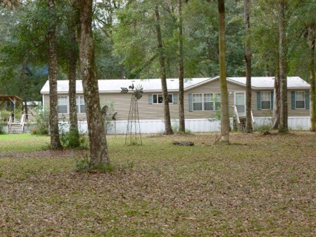 549 NE 594th St, Old Town, FL 32680 (MLS #771240) :: Pristine Properties