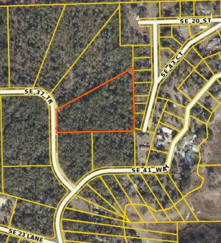 Lot 46 37th Trl, Trenton, FL 32693 (MLS #772013) :: Hatcher Realty Services Inc.