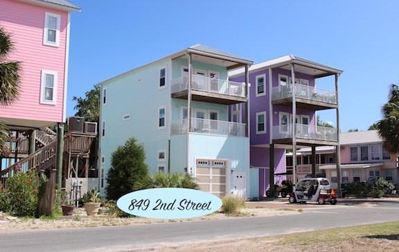 849 2nd Street, Cedar Key, FL 32625 (MLS #773962) :: Pristine Properties
