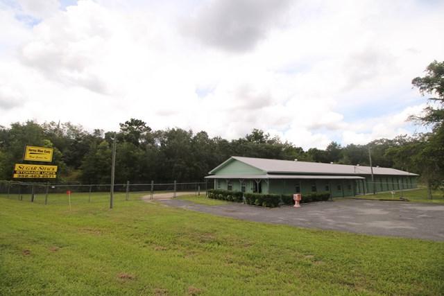 16731 NW Highway 19, Fanning Springs, FL 32693 (MLS #774073) :: Pristine Properties