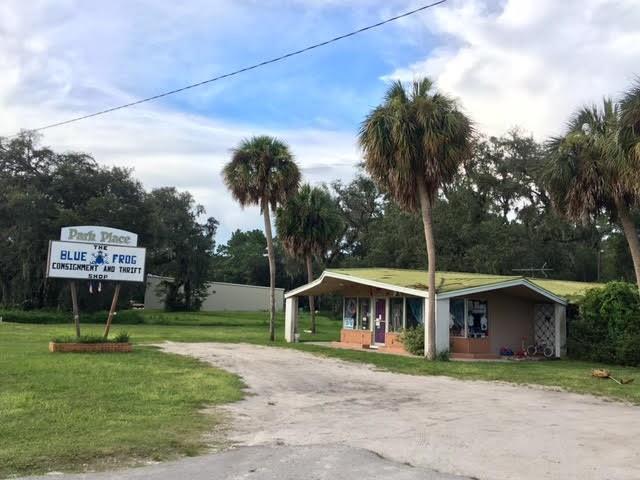 17551 NW Highway 19, Fanning Springs, FL 32693 (MLS #774352) :: Pristine Properties