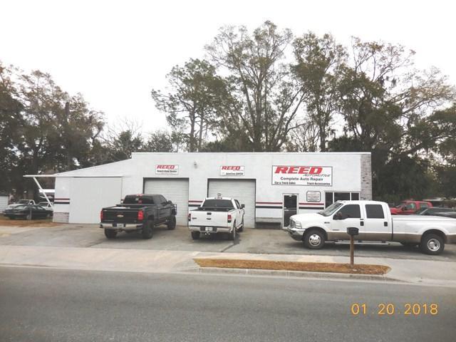530 N Main St., Chiefland, FL 32626 (MLS #775084) :: Pristine Properties