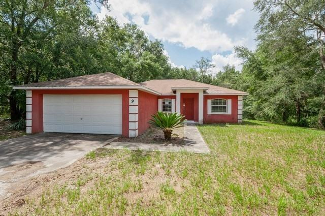 9 Easy St, Bronson, FL 32621 (MLS #776266) :: Pristine Properties