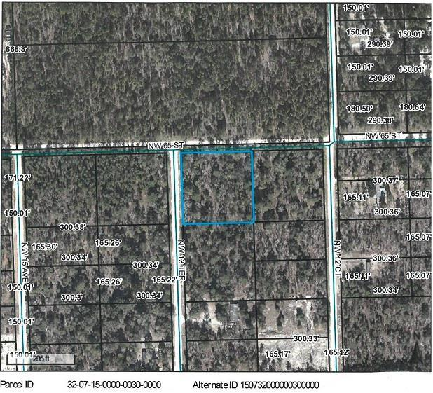 2.5acres 65th St. NW, Bell, FL 32619 (MLS #776271) :: Pristine Properties