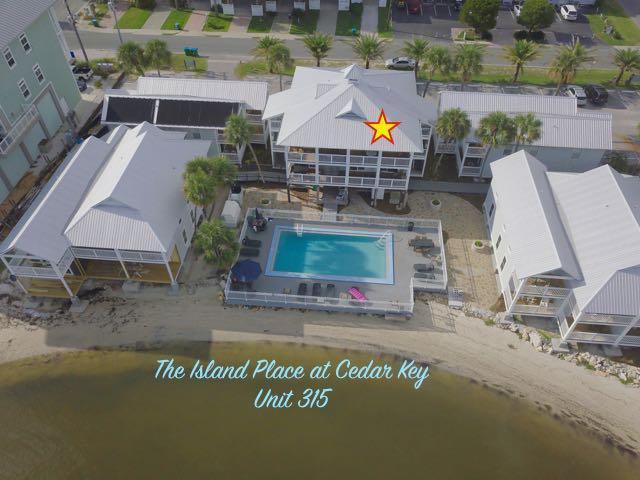 550 1st Street #315, Cedar Key, FL 32625 (MLS #776432) :: Pristine Properties