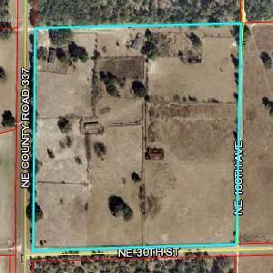 3253 NE Cr 337, Bronson, FL 32621 (MLS #776826) :: Pristine Properties