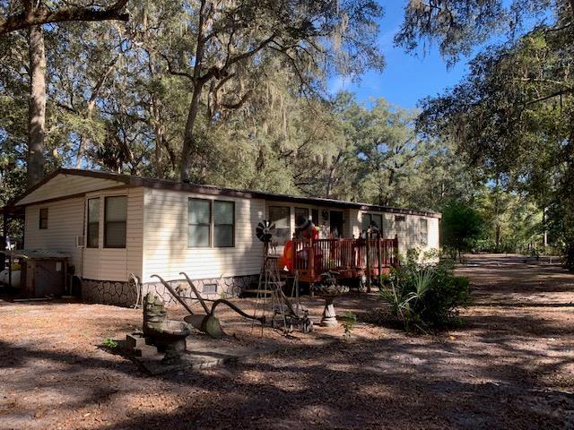 232 NE 204TH AVE, Old Town, FL 32680 (MLS #776827) :: Pristine Properties