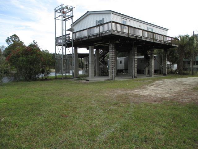 68 SE 217 ST, Suwannee, FL 32692 (MLS #776891) :: Pristine Properties
