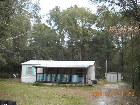 16981 NW 80th Avenue, Fanning Springs, FL 32693 (MLS #777208) :: Pristine Properties